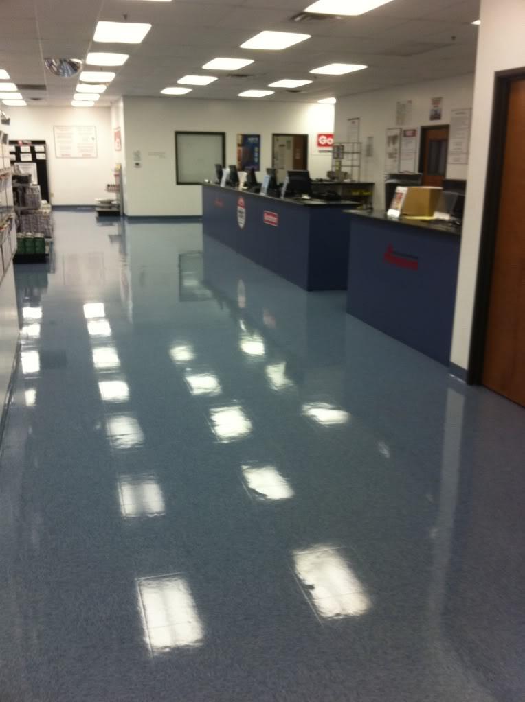 Ishine Floor Wax Gurus Floor