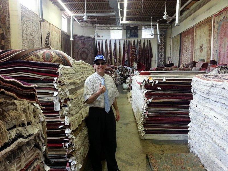 Doug at Herat warehouse.jpg