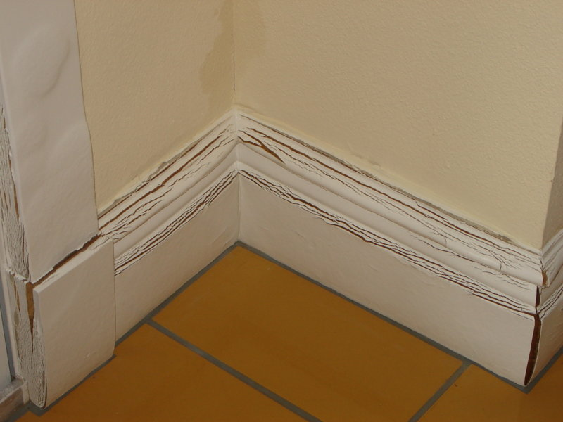 Mdf Baseboards Mikey 39 S Board