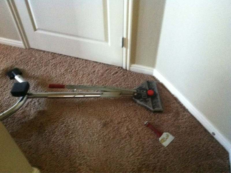 pull it together with my crab stretcher and then reseam it i was able to do this without cutting the carpet because i didnu0027t need a wall behind it