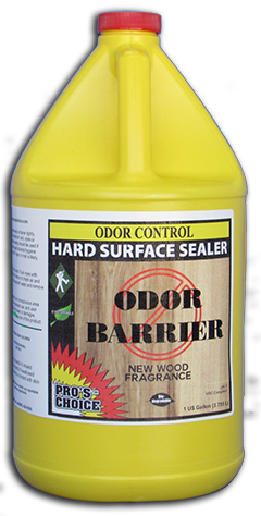 "Pro's Choice Odor Barrier ""New Wood"" Give Away"