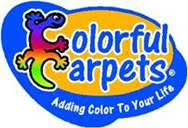 colorful carpets logo