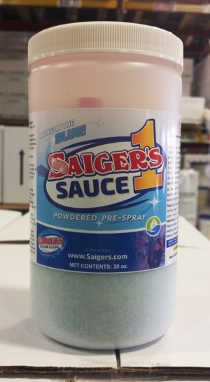 Saiger's Sauce 1 is ready!